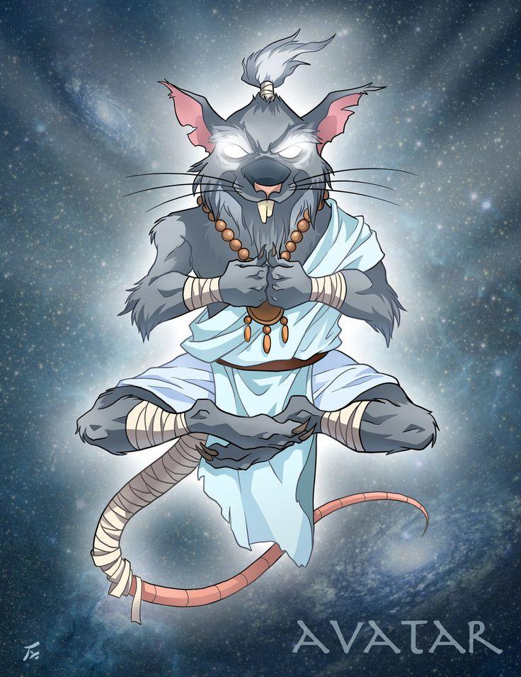 Avatar Splinter by tanya-buka