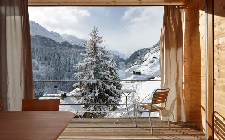Zumthor Vacation Home