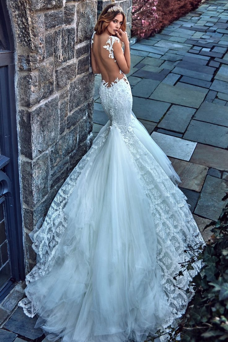 66 best EB   Collection images on Pinterest   Short wedding gowns ...