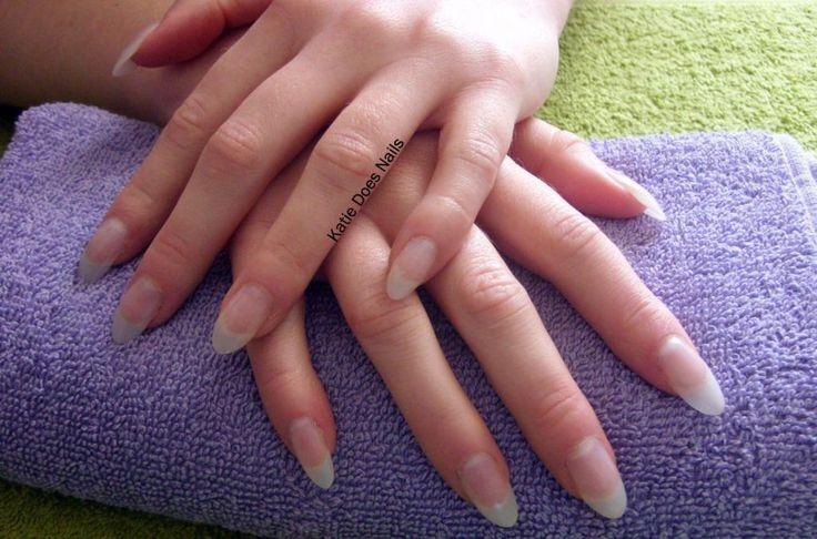 Natürliche Mandelnägel – Nägel – # Mandelnägel # Nägel # natürlich – Nägel … – Nagel