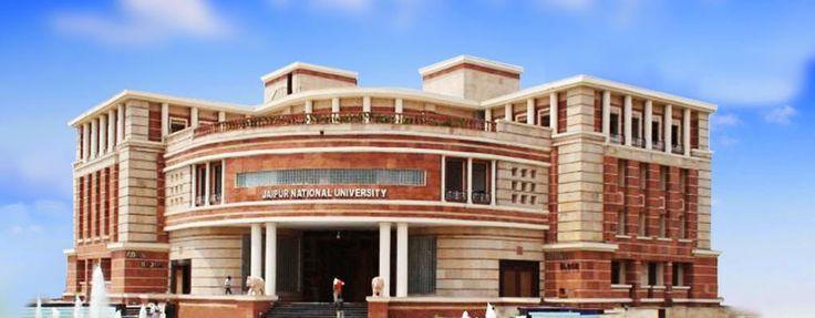 Jaipur National University Jaipur, Online Education