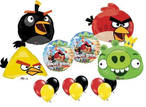 33 best Angry Birds Movie Party Idea images on Pinterest Bird
