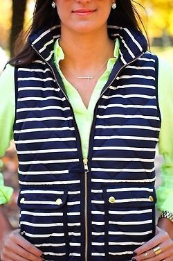 j crew inspired puffer vest coming soon! #swoonboutique
