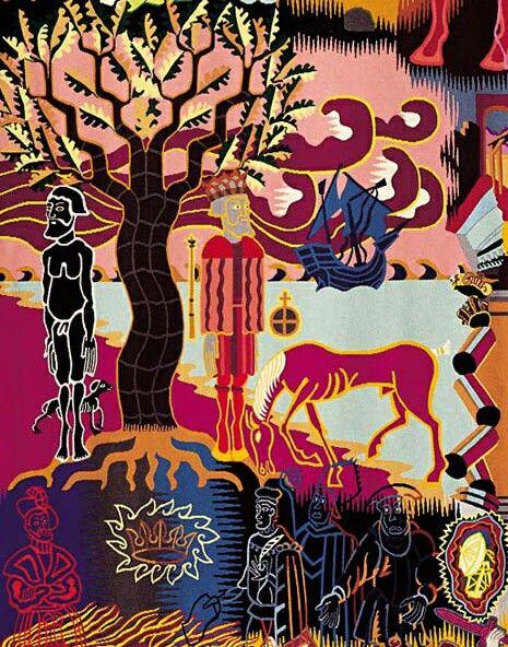 http://arslonga.dk/DRONNINGENS_GOBELINER_Reformationen.htm