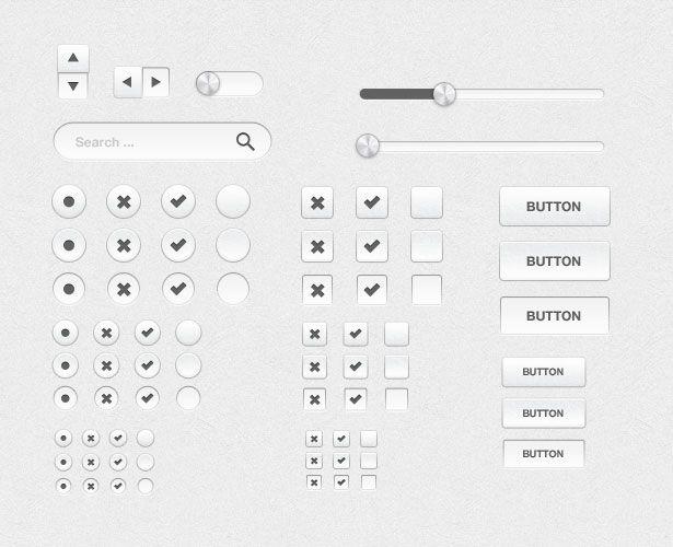 Silver UI Kit
