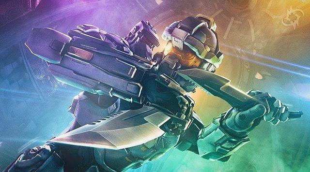 Team Blue Halo Backgrounds Halo Halo 5 Guardians