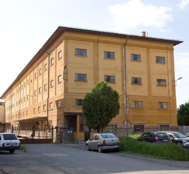 Fabrica de Tutun (1902 - 1910), strada Kós Károly 21-25, Sfântu Gheorghe