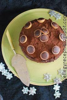 Mandy kertje és konyhája: Nugátkrémes csokitorta