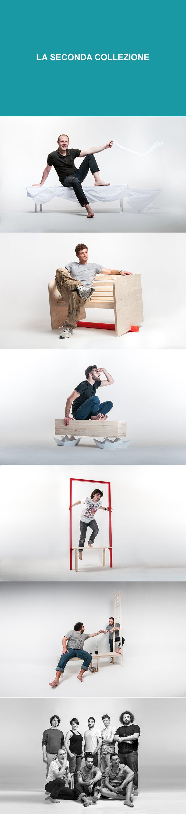 Seconda collezione IFU con relativa direzione artistica. #art #direction #product #design