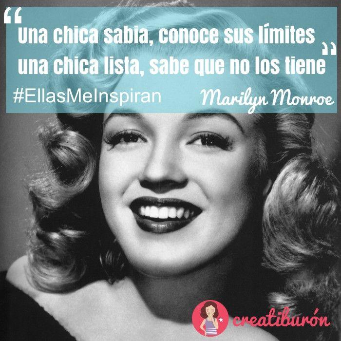 #Frases de #mujeres inspiradoras