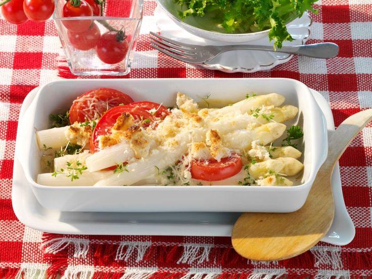 Gratinierter Spargel ist ein Rezept mit frischen Zutaten aus der Kategorie Gemüse. Probieren Sie dieses und weitere Rezepte von EAT SMARTER!