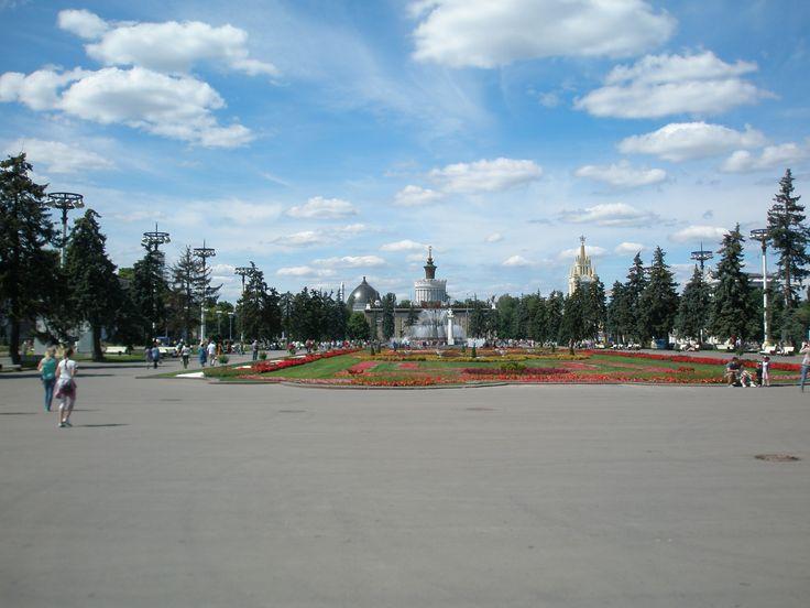 Москва. ВДНХ. 2015