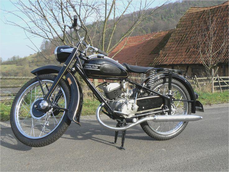 Adler MB 150