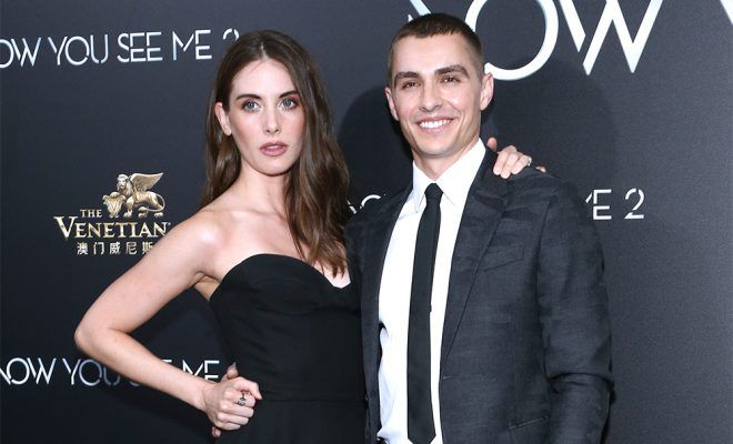 Alison Brie finds it weird being called a wife