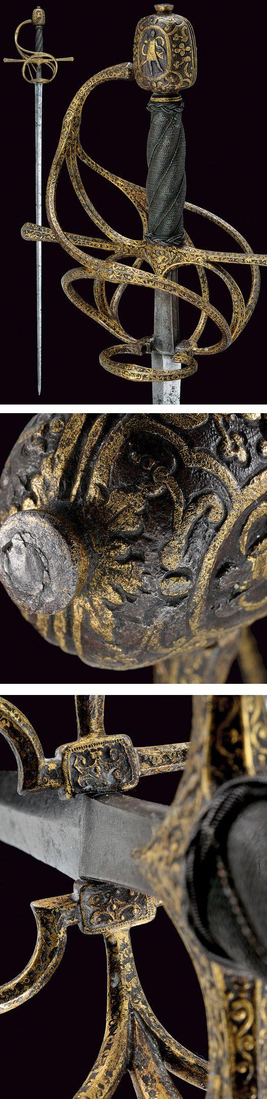 Ropera de lazo - Italia - Siglo XVI