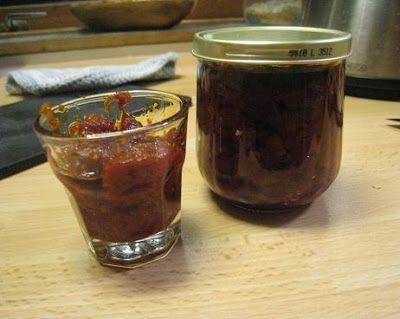 Cand.Selv: Chilipasta med tomatbase