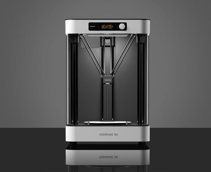 CREATABLE LABS 3d printer