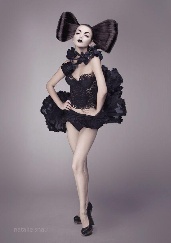 black rose by *NatalieShau on deviantART