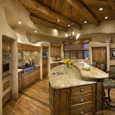 Ideas, Cabin Kitchens, Kitchens Ideas, Rustic Kitchens, Dreams House