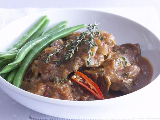 Lamb Neck Chops with Chili and Anchovy Recipe on Yummly
