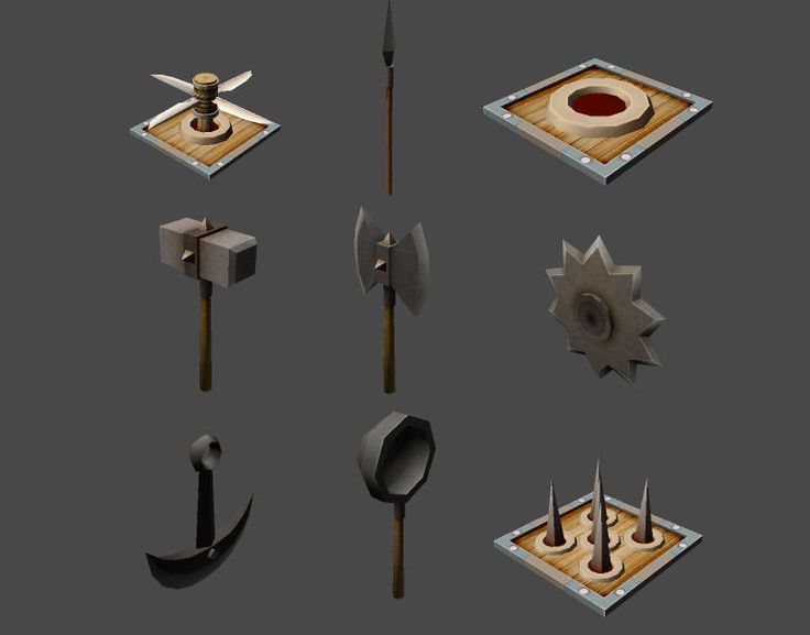 dungeon-traps-3d-model-low-poly-fbx.jpg (803×630)