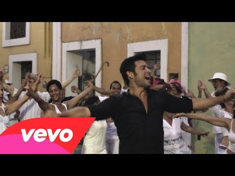 Chayanne - Madre Tierra (Oye) (Official Video)
