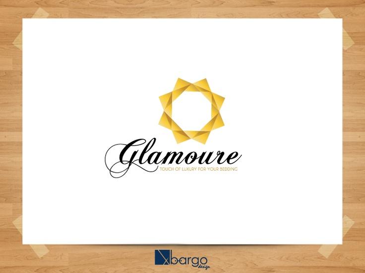 Desain Logo Glamoure 1