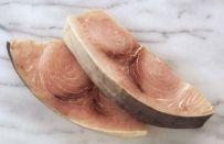 Tagliolini con pesce spada