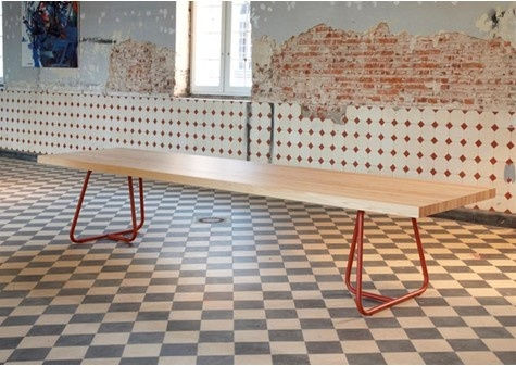 Minium table - Tables - Iconic Dutch