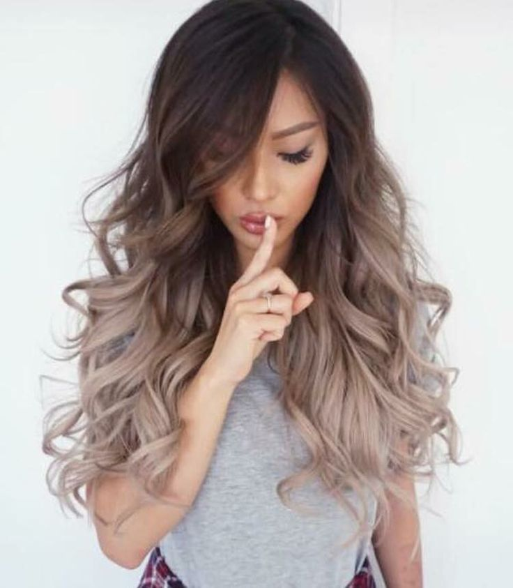Hair Dye Style Glamorous Best 25 Ombre Hair Color Ideas On Pinterest  Ombre Hair Dye .