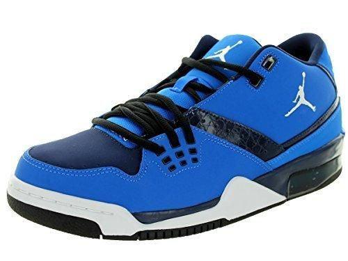 Nike Jordan Men's Jordan Flight23 Soar/White/Midnight Navy/White Basketball Shoe 10 Men US