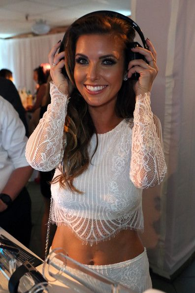 Audrina delightful 27th July 2014