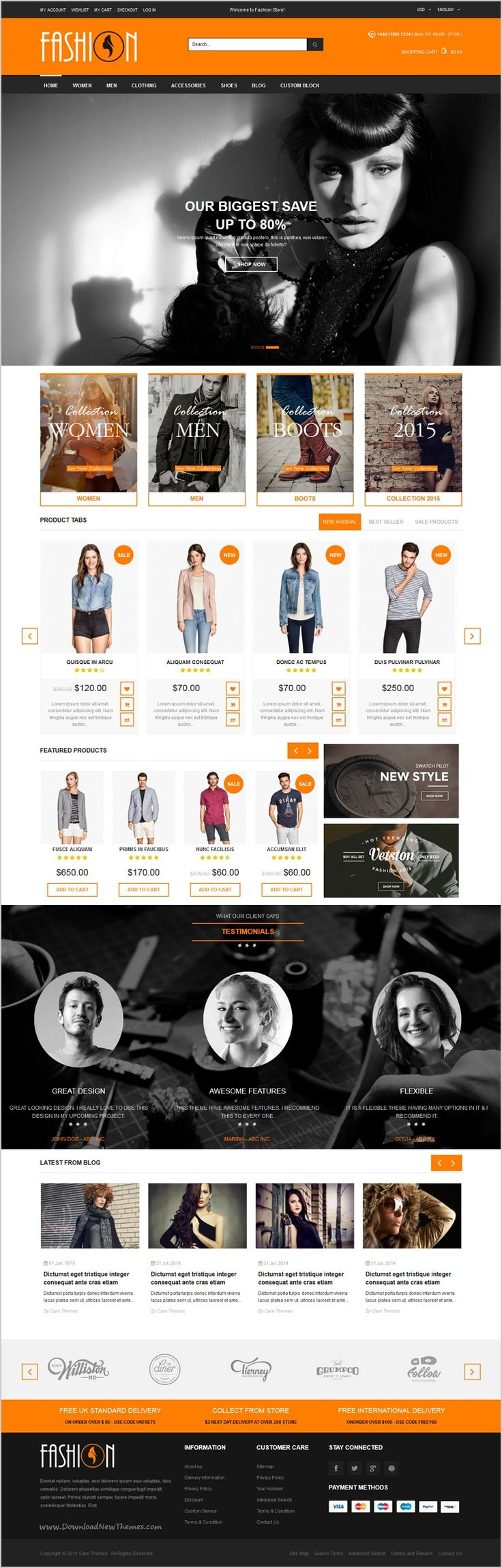Fashion is a unique and attractive design #Magento #theme for multipurpose #eCommerce website with great features download now➯ https://themeforest.net/item/the-forest-law-psd-template-for-law-firm-lawyer-and-attorney/17120073?ref=Datasata