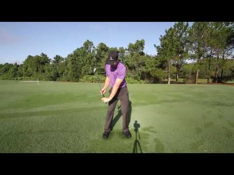 (7) Increase Golf Swing Speed with this Left Hand Drill - YouTube
