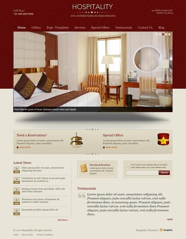 Hospitality - Prezzo: $65