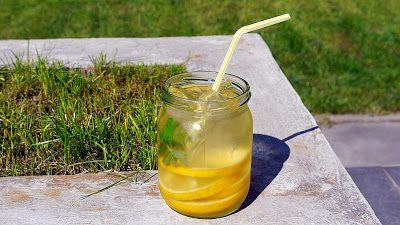 Polskie South Beach: Domowa herbata mrożona