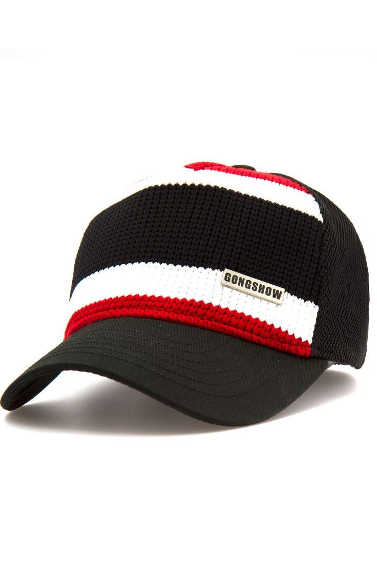 Shotblocker Hockey Sock Hat Canada   GONGSHOW Hockey Lifestyle Apparel