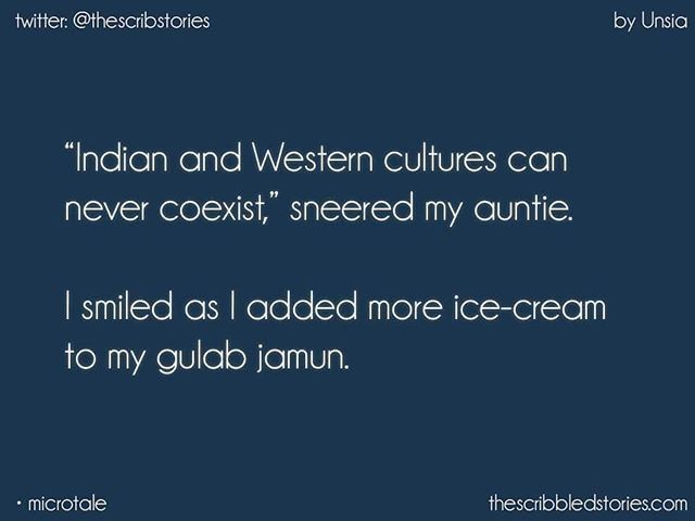 MicroTale by Unsia | The Scribbled Stories | To submit us your write-ups, please visit submit.thescribbledstories.com