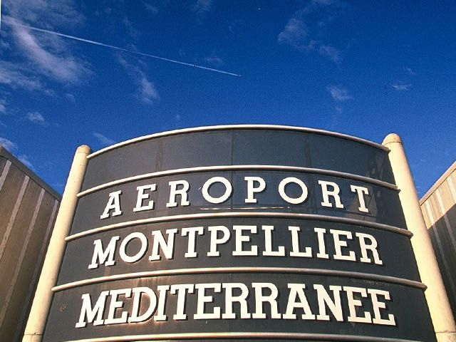Les tickets de métro parisien vendus à l'aéroport Montpellier-Méditerranée