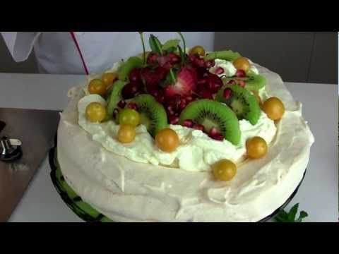 Pavlova with Summer Fruit Recipe - CREATE MORE with Kenwood VIDEO