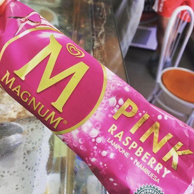 #ice#cream#summer#pink#rasberry