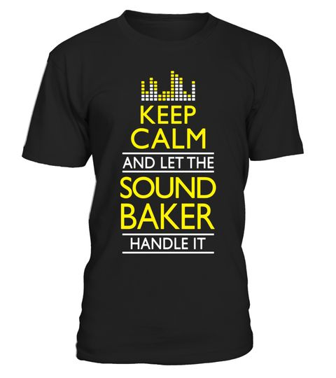 "# Keep Calm And Let The Sound Baker T-shirt .  Special Offer, not available in shops      Comes in a variety of styles and colours      Buy yours now before it is too late!      Secured payment via Visa / Mastercard / Amex / PayPal      How to place an order            Choose the model from the drop-down menu      Click on ""Buy it now""      Choose the size and the quantity      Add your delivery address and bank details      And that's it!      Tags: Keep Calm And Let The Sound Baker Handle…"