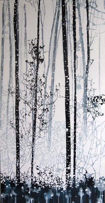 Paul Davies - acrylic on linen.  beautiful.