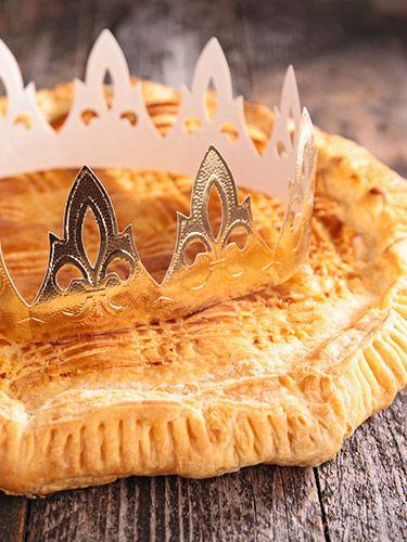Recetas: galette des rois o rosca de reyes francesa