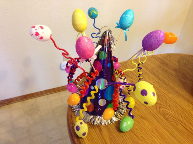 Ayd's Easter Parade Hat 2013