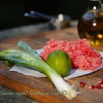My Tuna Tartare ingredients ~ #ingredients #instafood #organic #realfood #feedfeed #foodstagram #fresh #yummy #homemade #eeeeeats #locallygrown #lunch #freshproduce #glutenfree #natural #stacylynharris