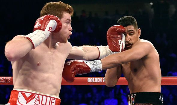 Canelo vs GGG: Amir Khan opens up on THAT knockout by Alvarez ahead of Golovkin clash