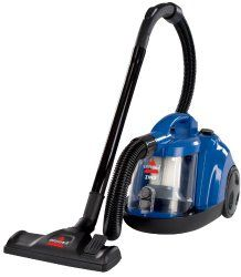 Best Vacuum For Tile Floors: BISSELL Zing Bagless Canister Vacuum – Only $42 + FREE Shipping!