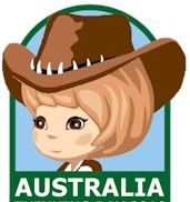 Australia Thinking Day! What this country is known for, swap ideas, costumes, food, and more!