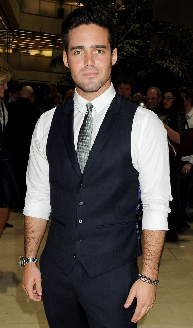 Spencer Matthews from Made in Chelsea. What can I say? The boy is my type.